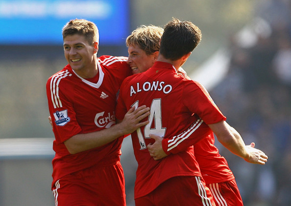 Steven+Gerrard+Xabi+Alonso+Everton+v+Liverpool+doRxaMs4Y4Il