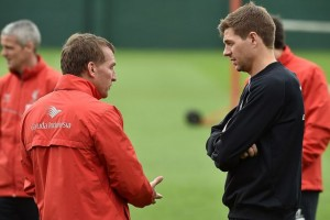 Liverpool-training