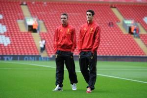 Football - FA Premier League - Liverpool FC v Stoke City FC