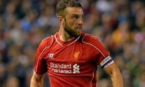 Liverpool's Rickie Lambert