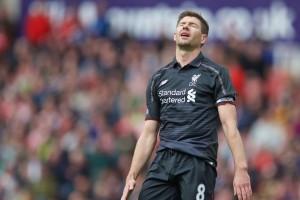 Liverpools-captain-Steven-Gerrard-looks-dejected