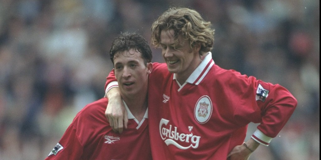 Robbie Fowler and Steve McManaman