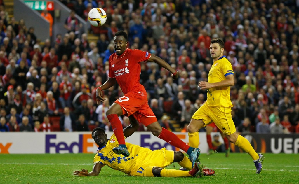 Liverpool-v-FC-Sion