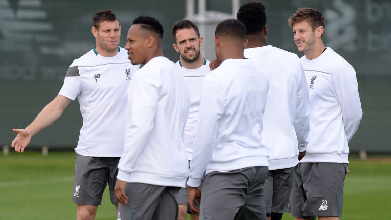 danny-ings-james-milner-adam-lallana-liverpool-training-melwood-europa-league_3358129