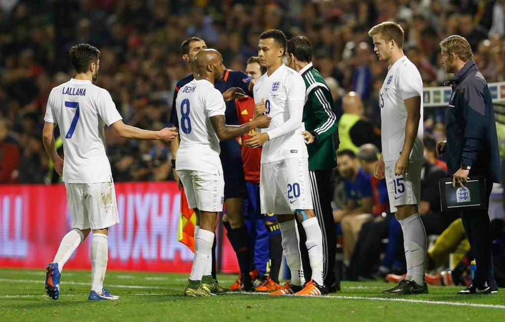 Spain-v-England