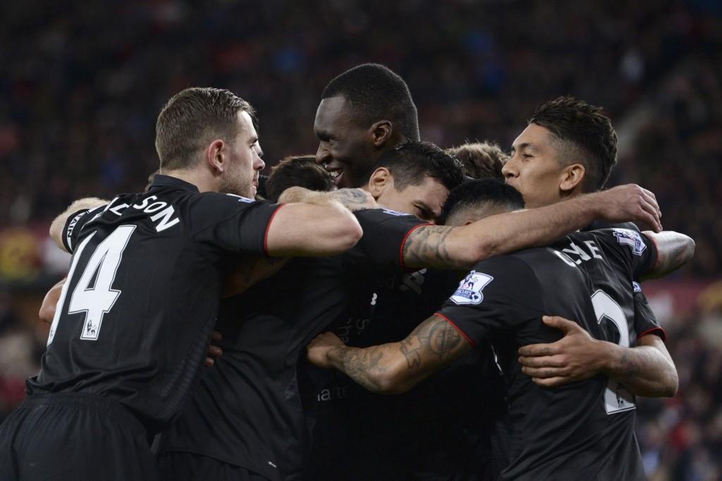 Sunderland-v-Liverpool