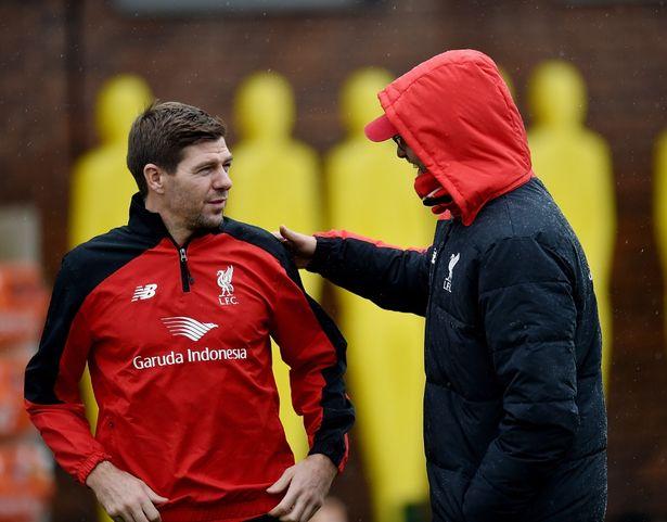 Liverpool-Training-Session