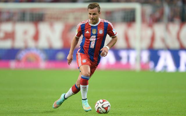 Mario-Gotze-Bayern-Munich