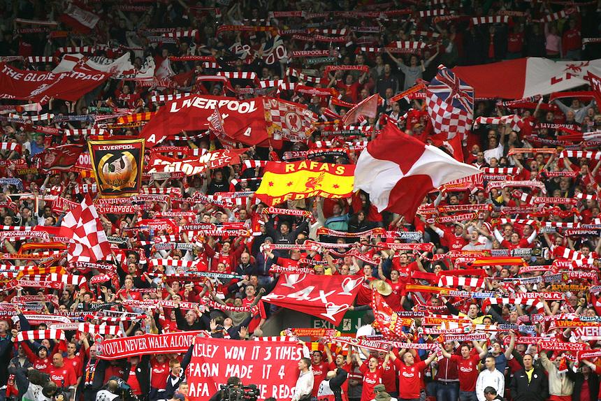European Football - UEFA Champions League - Semi Final 2nd Leg - Liverpool v Chelsea