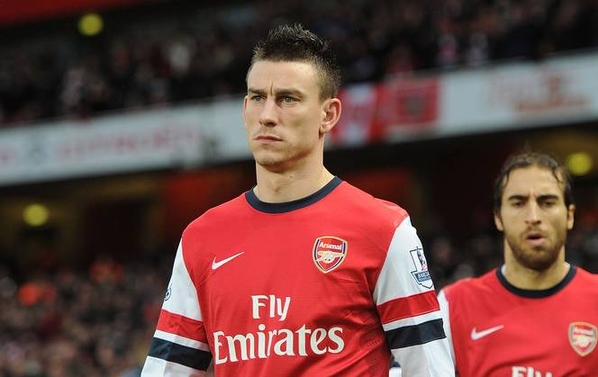 720p-Laurent Koscielny has starred for Arsenal this season