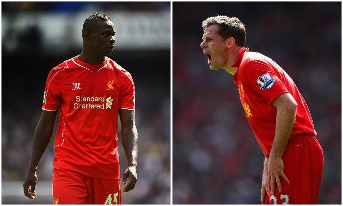 Carragher-Balotelli
