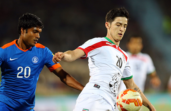 Iran v India - 2018 FIFA World Cup Qualifier